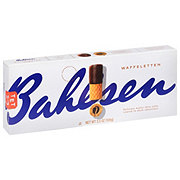 Bahlsen Dark Chocolate Dipped Waffeletten Wafer Rolls
