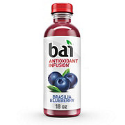 Bai 5 Antioxidant Infusions Brasilia Blueberry Beverage