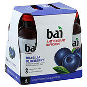 Bai Brasilia Blueberry 18 oz Bottles