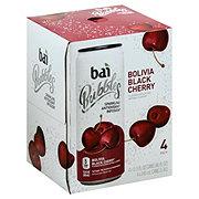 Bai Bubbles Sparkling Bolivia Black Cherry 11.5 oz Cans