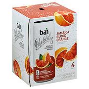 Bai Bubbles Sparkling Jamaica Blood Orange 11.5 oz Cans