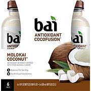 Bai Cocofusions Molokai Coconut 18 oz Bottles