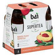 Bai Supertea Narino Peach Tea 18 oz Bottles