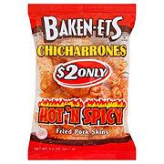 Baken-Ets Chicharrones Hot 'N Spicy Fried Pork Skins