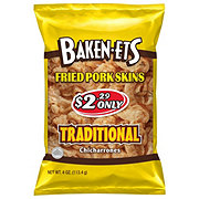 Baken-Ets Chicharrones Traditional Fried Pork Skins