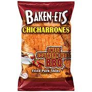 Baken-Ets Sweet Southern Heat BBQ Flavored Fried Pork Skins