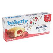 Bakerly Petit Sponge Cake Strawberry