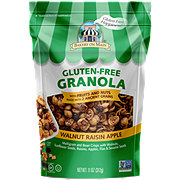 Bakery On Main Gluten Free Apple Raisin Walnut Granola