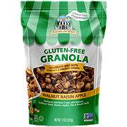 Bakery On Main Gourmet Naturals Gluten Free Apple Raisin Walnut Granola