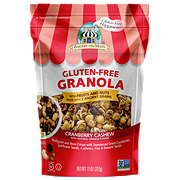 Bakery On Main Gourmet Naturals Gluten Free Cranberry Orange Cashew Granola