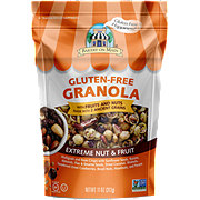 Bakery On Main Gourmet Naturals Gluten Free Extreme Fruit and Nut Granola