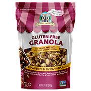 Bakery On Main Gourmet Naturals Gluten Free Nutty Cranberry Maple Granola