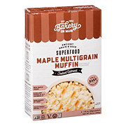 Bakery On Main Gourmet Naturals Maple Multigrain Muffin Instant Oatmeal