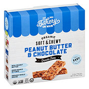 Bakery On Main Granola Bars Peanut Butter And Chocolate