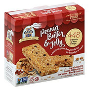 Bakery On Main Granola Bars, Peanut Butter And Jelly