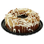 Bakery Pumpkin Nut Creme Cake