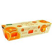 Bakol Orange Gelatin Cups