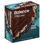 Balance Bar Cookie Dough Nutrition Bar