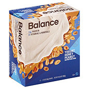 Balance Bar Yogurt Honey Peanut Nutrition Bar
