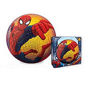 Ball Bounce & Sport Spiderman Rubber Playground Ball