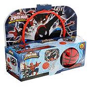 Ball Bounce & Sport Ultimate Spider-Man Basketball Hoop Set