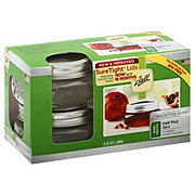 Ball Elite Wide Mouth Half Pint Jars