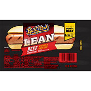 Ball Park Lean Beef Hot Dogs, Bun Length