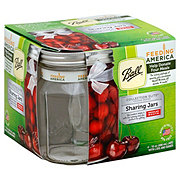 Ball Regular Mouth Pint Sharing Jar