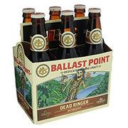 Ballast Point Dead Ringer Oktoberfest Beer 12 oz  Bottles