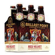 Ballast Point Nitro Red Velvet Stout Beer 12 oz Bottles