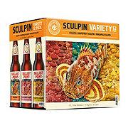 Ballast Point Sculpin Variety Pack 12 oz Bottles