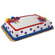 Balloon Party Cake