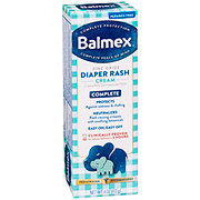 Balmex Complete Protection Diaper Rash Cream, Advanced Formula