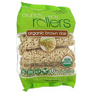 Bamboo Lane Organic Brown Rice Rice Rollers