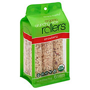 Bamboo Lane Organic Strawberry Crunchy Rice Rollers