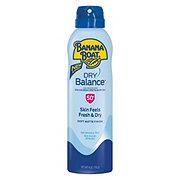 Banana Boat Dry Balance Clear UltraMist SPF 50+ Sunscreen Spray