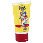 Banana Boat Kids Broad Spectrum SPF 50 Sunscreen
