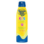 Banana Boat Kids Free Clear UltraMist SPF 50+ Sunscreen Spray