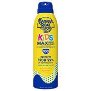 Banana Boat Kids Max Protect And Play Sunscreen Spray SPF 110
