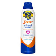 Banana Boat Simply Protect Sport SPF 50+ Sunscreen Spray