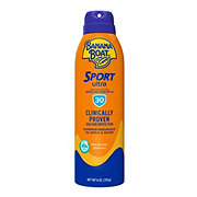 Banana Boat Sport Performance Clear UltraMist SPF 30 Sunscreen Spray