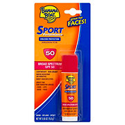 Banana Boat Sport Performance Sunscreen Stick SPF 50