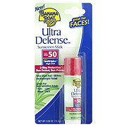 Banana Boat Ultra Defense Sunscreen Stick SPF UVB 50