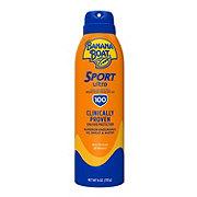 Banana Boat Ultra Sport Performance Clear Spray Sunscreen Broad Spectrum SPF 100