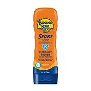 Banana Boat Ultra Sport Performance Lotion Sunscreen Broad Spectrum SPF 30