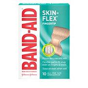 Band-Aid Bandages Skin Flex Finger