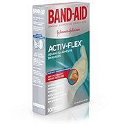 Band-Aid Brand Activ-Flex Adhesive Bandages