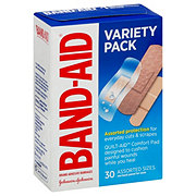 Band-Aid Brand Active Lifestyles Variety Pack Adhesive Bandages