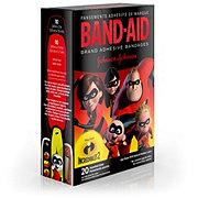 Band-Aid Brand Adhesive Bandages Disney/Pixar Incredibles 2 Assorted Sizes