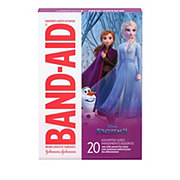 Band-Aid Brand Adhesive Bandages Featuring Disney Frozen Assorted Sizes